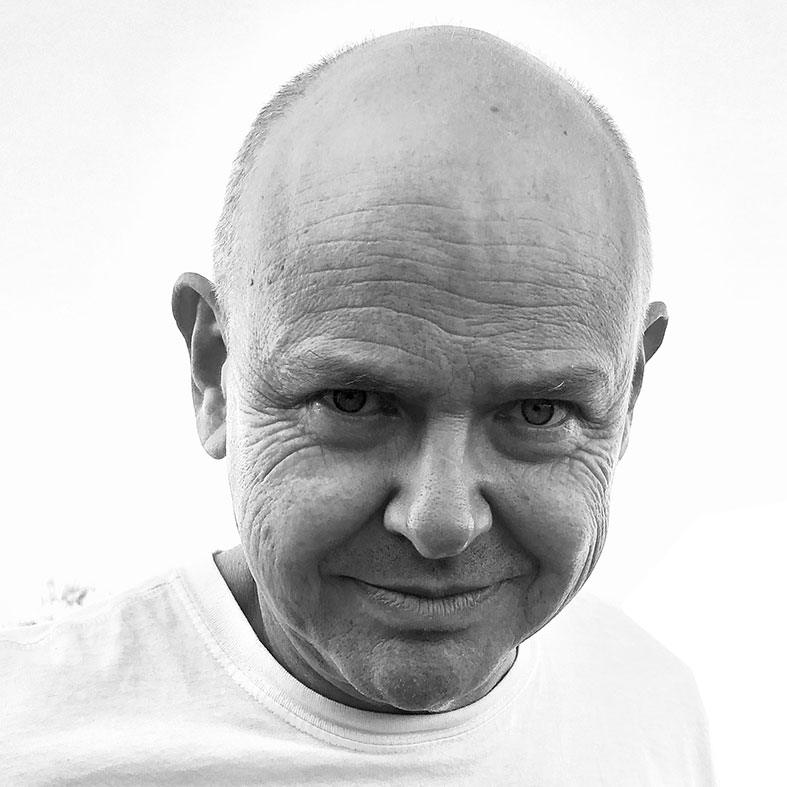 Portrait de Arnaud Bocquillon
